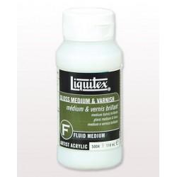 Liquitex Fluid Medium Gloss Medium & Varnish 237ML