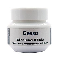 Hakims Gesso (136 ml)  - White