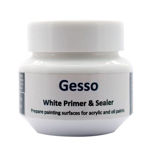 Hakims Gesso (136 ml)  - White