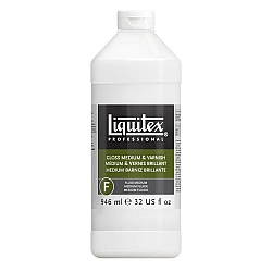 Liquitex Fluid Medium Gloss Medium & Varnish 946ML