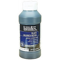 Liquitex Colour Gesso Black 237 ML