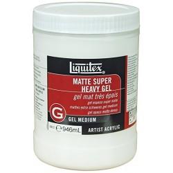 Liquitex Gel Medium Matte Super Heavy Gel 946ML