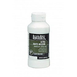 Liquitex Fluid Medium Matte Medium 237ML