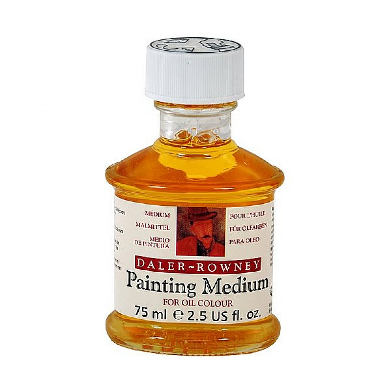 Buy daler rowney oil painting medium online in india at for Oil paint price