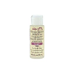 FolkArt Crackle Medium (2 oz)