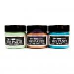 Prima Finnabair Art Extravagence Patina Effect Paste Set