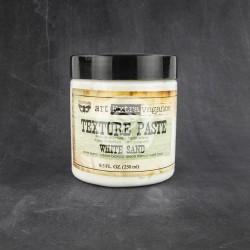 Prima Finnabair Art Extravagance Texture Paste - White Sand (8.5 oz)