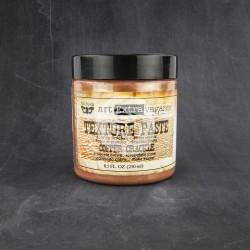Prima Finnabair Art Extravagance Texture Paste - Copper Crackle (8.5 oz)