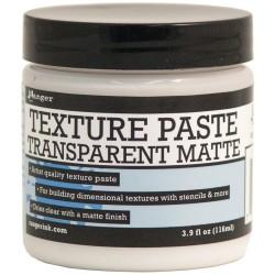 Ranger Texture Paste - Transparent Matte (4 oz)