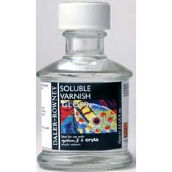 Daler Rowney Soluble Varnish - Gloss