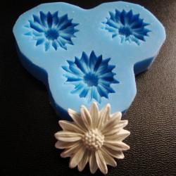 Daisy-2 Silicon Clay Mold