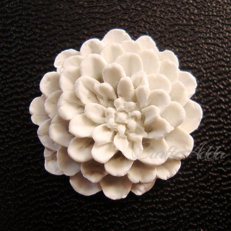 Buy Chrysantheum Flower Big Silicone Clay Mold Online In