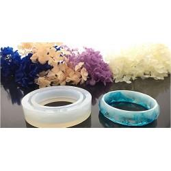 Wide Bracelet Silicone Jewellery Mold