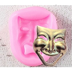 Mask Silicon Clay Mold