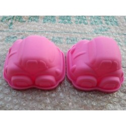 3D car Silicone Soap Mold