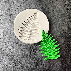 Fern leaves Silicon Clay Mold