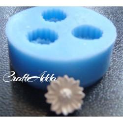 Mini Daisy Silicon Clay Mold