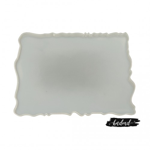 Large Tray Resin Silicone Mould