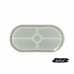 Capsule Tray Resin Silicone Mould