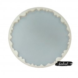 12 inch Agate / Wavy Resin Silicone Mould