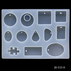 Jewellery Silicone Clay Mould (JB-533-D)