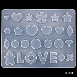 Silicone Jewellery Mould (JB-533-P)