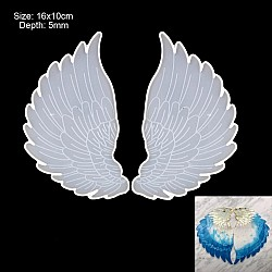 Wings SIlicone Mould (Set of 2 wings)