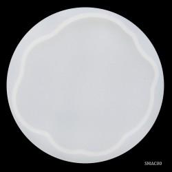 Agate Coaster Silicone Mould (SMAC00)