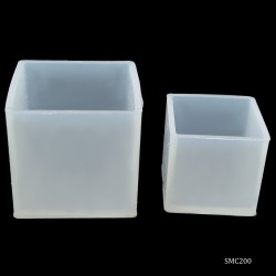 Silicone Cube Moulds - Set of 2 (SMC200)