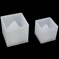 Silicone Pyramid Moulds - Set of 2 (SMCP00)