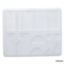 Jewellery Silicon Clay Mould (SMDJ00)