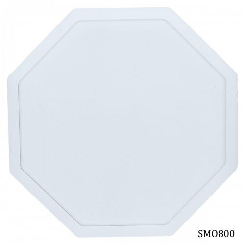 Octagon Coaster Silicon Clay Mould
