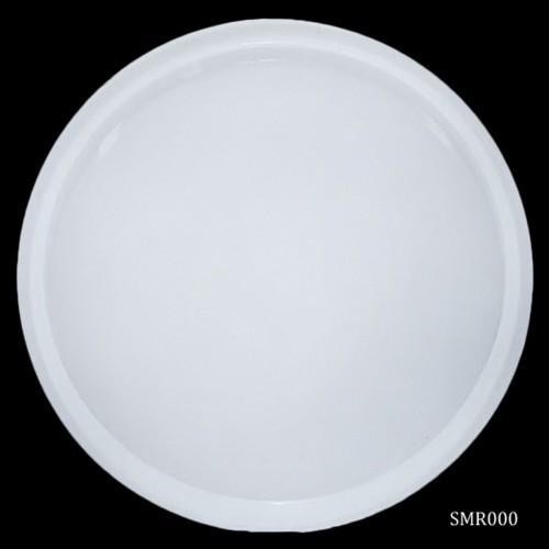 Round Coaster Silicone Mould