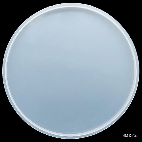 10 inch Round plate Silicone Mould
