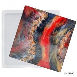 10 inch Square plate Silicone Mould