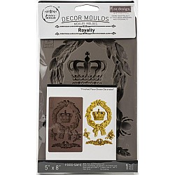 "Prima Marketing Re-Design Mould 5"" X 8"" - Royalty"