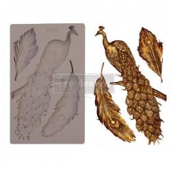 """Prima Marketing Re-Design Mould 5"""" X 8"""" - Regal Peacock"""