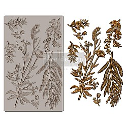 Iron Orchid Designs Vintage Art Decor Mould - Herbology