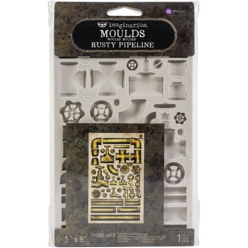 Prima Marketing Re-Design Mould - Rusty Pipeline