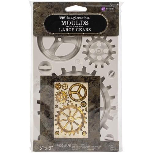 Prima Marketing Re-Design Mould - Large Gears