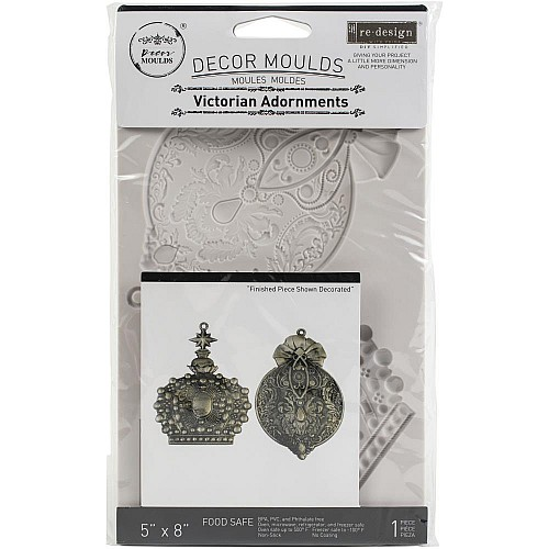 Iron Orchid Designs Vintage Art Decor Mould - Victorian Adornments