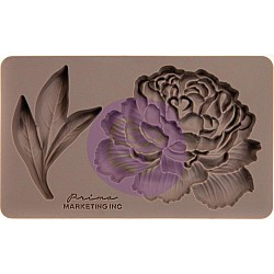 "Prima Marketing Decor Mould 2.25""X3.5"" - Midnight Garden"