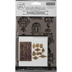 Prima Marketing Re-Design Mould - Grandeur Keyholes