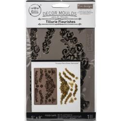 """Prima Marketing Re-Design Mould 5"""" X 8"""" - Tillurie Flourish"""