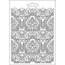 Stamperia Soft Maxi Mould A5 - Damask Princess