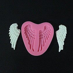 Angel Wings Silicone Clay Mold