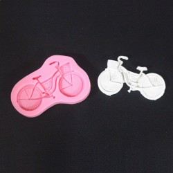 Cycle Silicone Clay Mold
