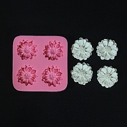 Cabbage Flowers Silicone Clay Mold
