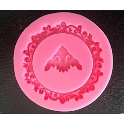 Circular Frame with Corner Silicon Clay Mold