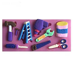 Plumbing Tools Silicon Clay Mold (Fathers Day)